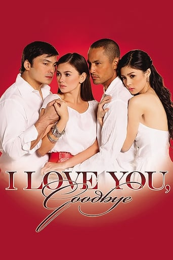 Poster of I Love You Goodbye