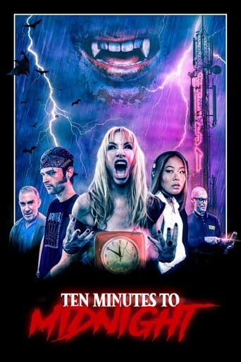 Poster of Ten Minutes to Midnight