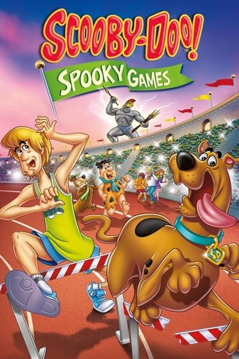 Poster of Scooby-Doo! Spooky Games