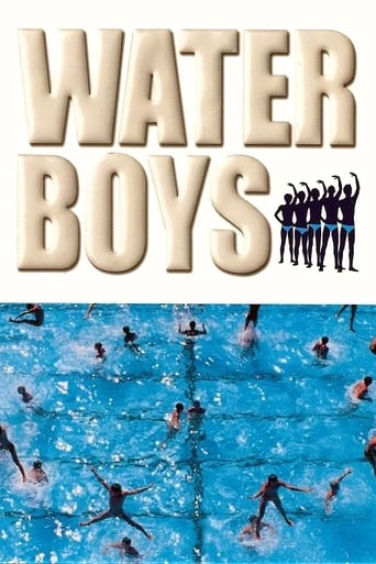 Poster of Waterboys