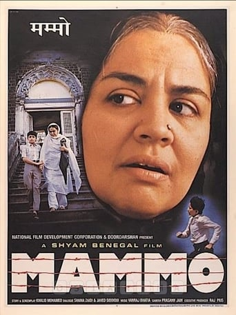 Poster of Mammo