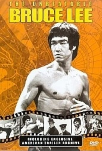 Poster of The Unbeatable Bruce Lee