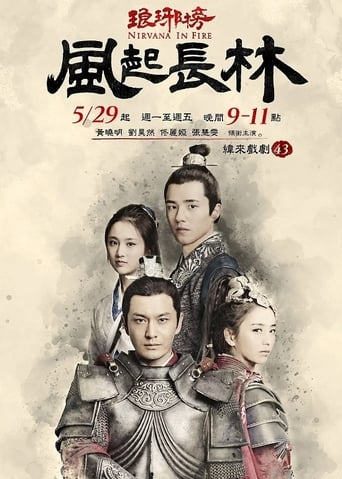 Poster of Nirvana in Fire