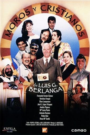Poster of Moros y cristianos