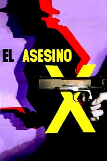 Poster of El Asesino X