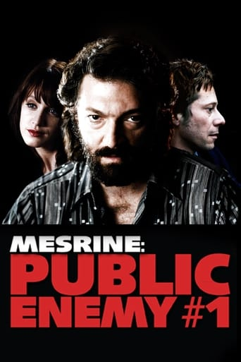 Poster of Mesrine: Public Enemy #1