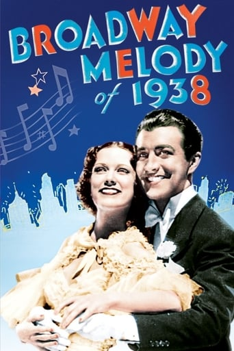 Poster of Broadway Melody of 1938