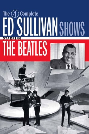 The 4 Complete Ed Sullivan Shows Starring The Beatles poster