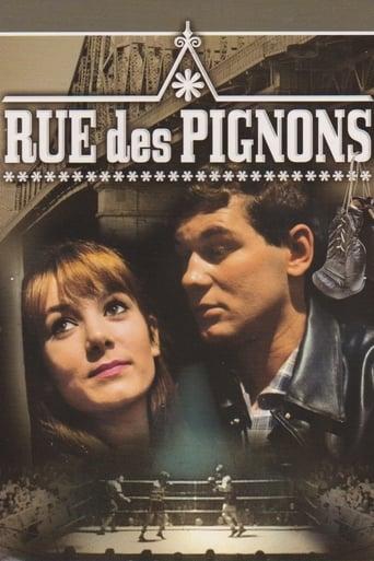 Poster of Rue des Pignons