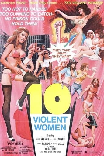 Poster of 10 Violent Women
