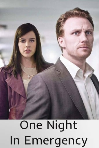Poster of One Night in Emergency