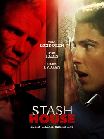 Poster of Stash House