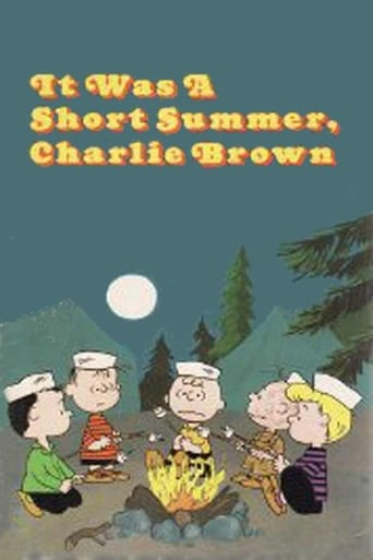 Poster of It Was a Short Summer, Charlie Brown
