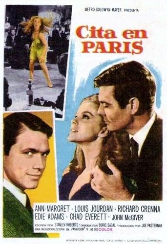 Poster of Cita en Paris