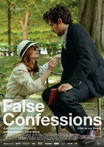 Poster of False Confessions
