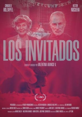 Poster of Los invitados