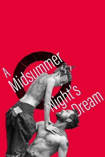 Poster of A Midsummer Night's Dream: Live from Shakespeare's Globe