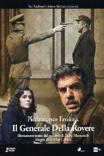 Poster of General della Rovere