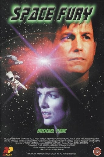 Poster of Space Fury