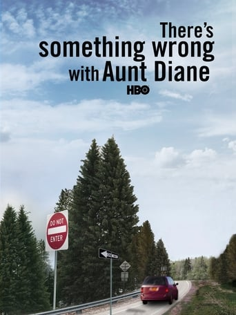 Poster of There's Something Wrong with Aunt Diane