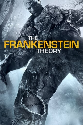 Poster of The Frankenstein Theory