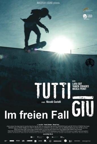Poster of Tutti giù