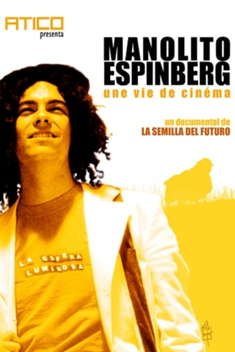 Poster of Manolito Espinberg: une vie de cinéma