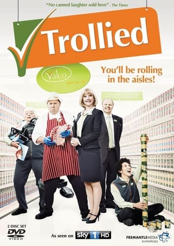Poster of Trollied