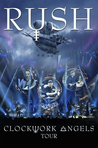 Poster of Rush: Clockwork Angels Tour