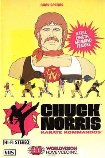 Poster of Chuck Norris: Karate Kommandos