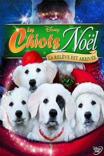 Poster of Les Chiots Noël, la relève est arrivée