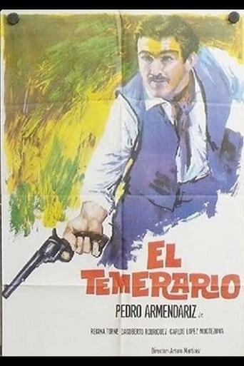 Poster of El temerario