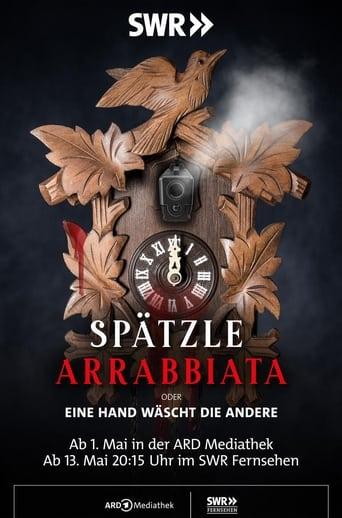 Poster of Spätzle arrabbiata - oder eine Hand wäscht die andere