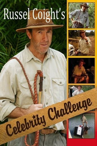 Poster of Russell Coight's Celebrity Challenge