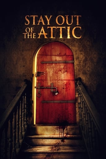 Poster of Stay Out of the Attic