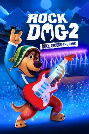 Poster of Rock Dog 2: Rock Around the Park