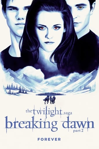 Poster of Breaking Dawn - Part 2: Forever