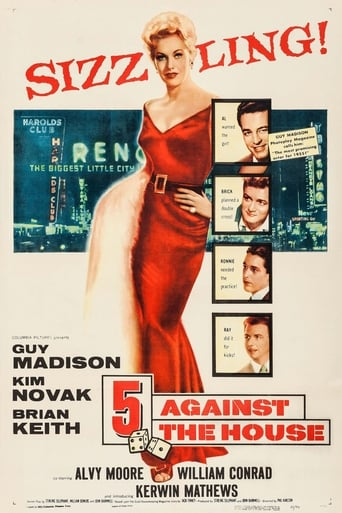 Poster of 5 Against the House