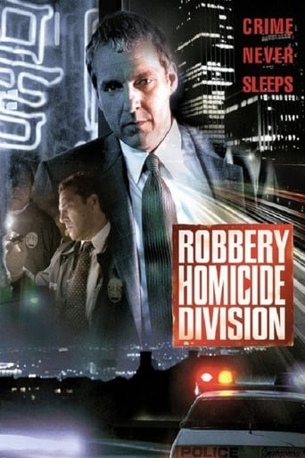 Poster of Robbery Homicide Division