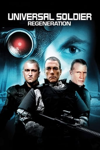 Poster of Universal Soldier: Regeneration