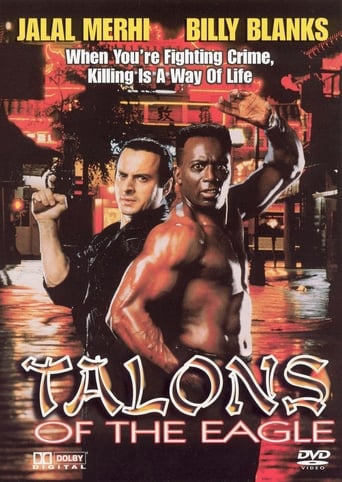 Poster of Talons of the Eagle