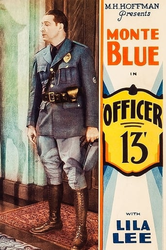 Poster of Officer Thirteen