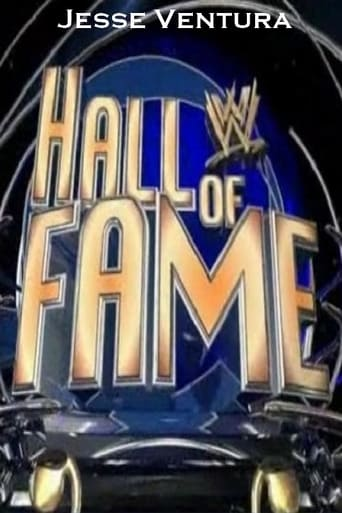 Poster of WWE Hall of Fame: Jesse Ventura