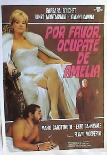 Poster of Per favore, occupati di Amelia