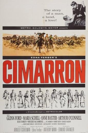 Poster of Cimarron
