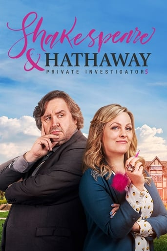 Poster of Shakespeare & Hathaway - Private Investigators
