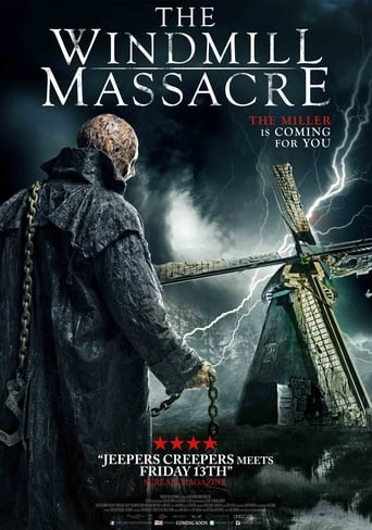 Poster of The Windmill Massacre