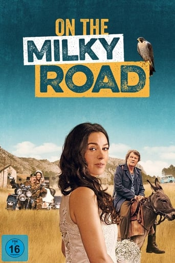 Filmplakat von On the Milky Road