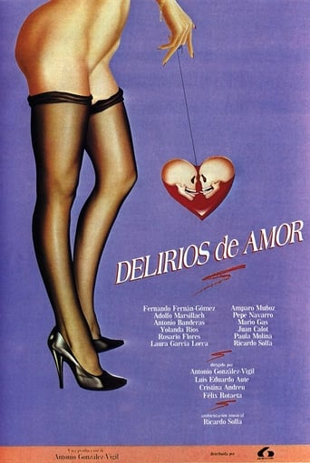 Poster of Love Ravings