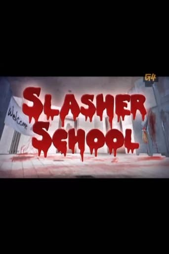 Poster of Slasher School